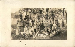 Collie Hill Eagles Baseball Team