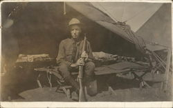 Soldier (Jack) in Tent