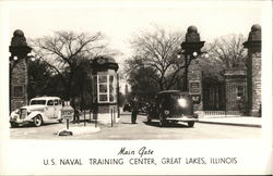 U.S. Naval Training Center - Main Gate