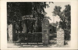 Sam Brown Memorial Park