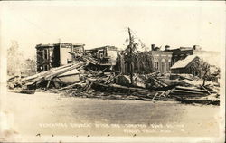 Federated Church After the Tornado June 22, 1919