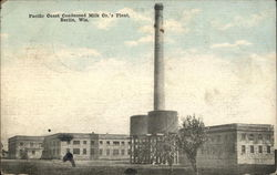 Pacific Coast Condensed Milk Co.'s Plant