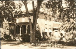 Everson Funeral Home, Brodhead, Wis.