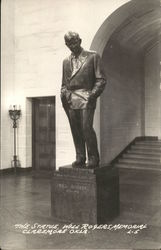 The Statue, Will Rogers Memorial