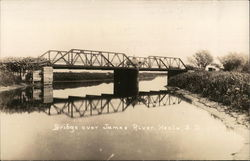 Bridge Over James River