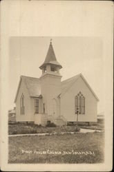 First Pesby Church
