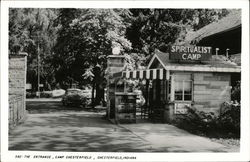 The Entrance, Camp Chesterfield
