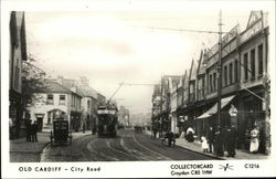 Old Cardiff City Road