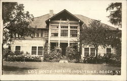 Log House-Fireside Industries