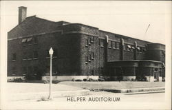 Helper Auditorium