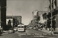 Looking North on Vermilion Street from Square