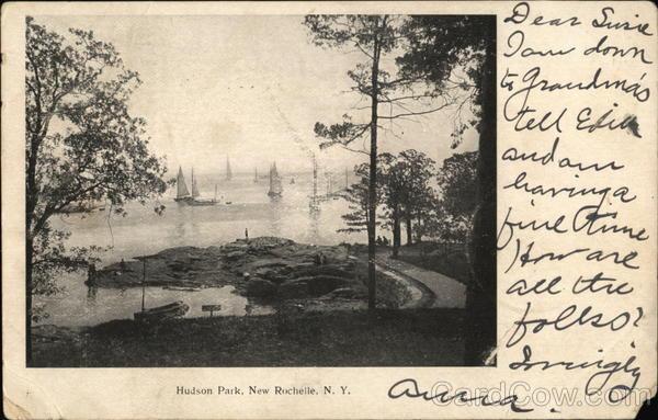 Hudson Park New Rochelle New York