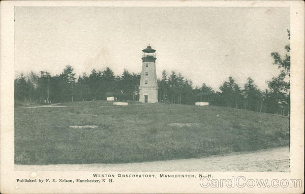 Weston Observatory Manchester New Hampshire