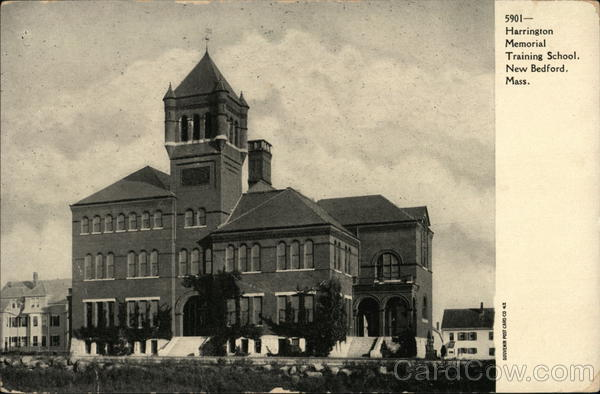 Harrington Memorial Training School New Bedford Massachusetts