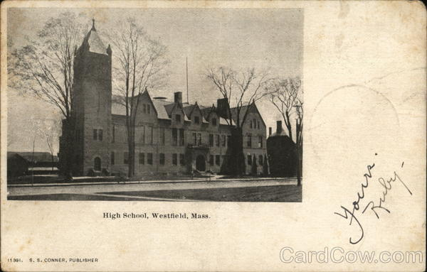 High School Westfield Massachusetts