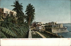 Governor's Palace and Casablanca