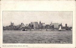View of New York From North River