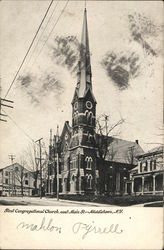 First Congregational Church, East Main Street