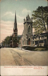 Universalist and First Congregational Churches, Christ Church