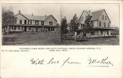 Columbia Farm House and Elite Cottage