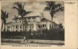 White Hall - H.M. Flager Residence