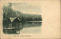 South End of Lake Minnewaska