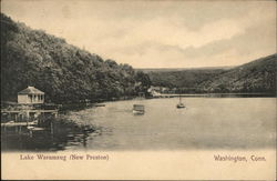 Lake Waramug (New Preston)