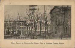 Court Square Postcard