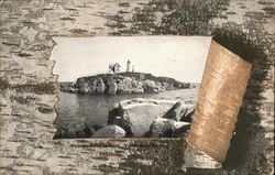 The Nubble Island
