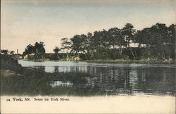 Scene on York River
