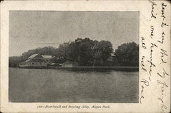 Boardwalk and Bowling Alley, Alcyon Park