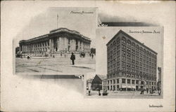 Federal Building and Traction & Terminal Building