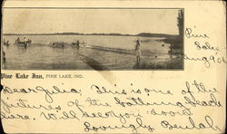 Pine Lake Inn Postcard