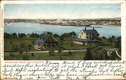 Rockland From the Samoset