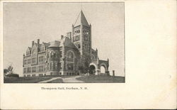Thompson Hall Postcard