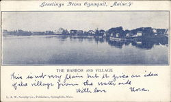 The Harbor and Village