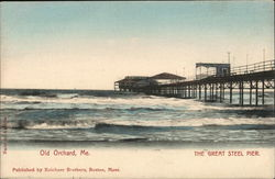 The Great Steel Pier
