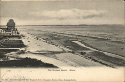 View of Old Orchard Beach