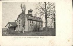 Sparhawk House