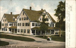 Fairview Hotel Postcard