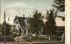 Pleasant View, Home of Rev. Mary Baker & Eddy