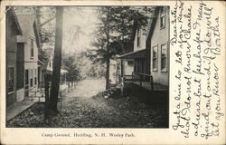 Camp Ground, Wesley Park
