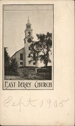 East Derry Church