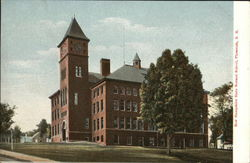 New Hampshire State Normal School Postcard