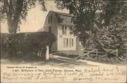 Birthplace of Gen. Israel Putnam