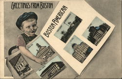 Greetings from Boston Multi View