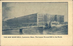 The New Wood Mill