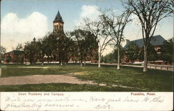 Dean Academy and Campus Postcard