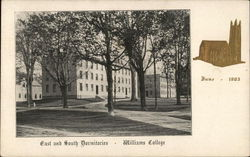 East and South Dormitories, Williams College