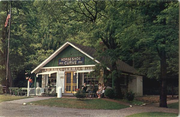 Horseshoe Curve Concession Stand Altoona Pennsylvania